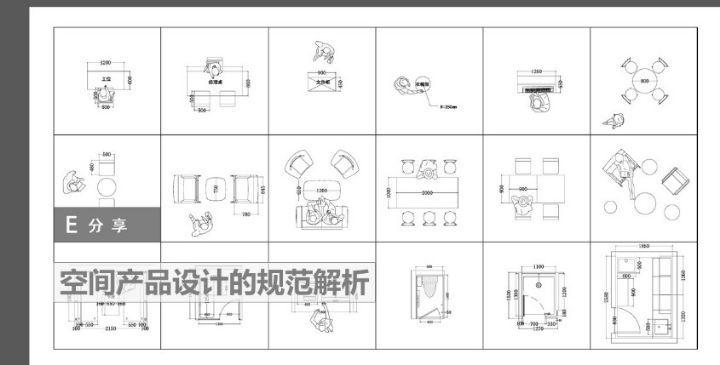 E园空间产品设计标准与规范解析!